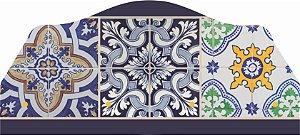 1409 Porta Chaves - Azulejos Portugueses