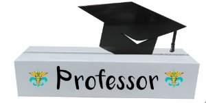 07-01-PP20 Decor de Mesa - Professor