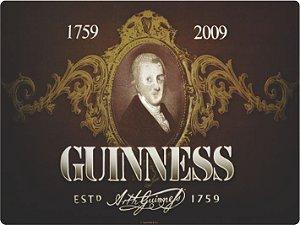 1383 Placa de Metal - Guiness