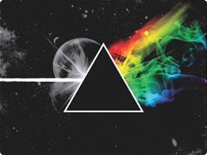 3472 Placa de Metal - Pink Floyd