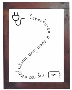 3093PG-010 Quadro Poster - Energia