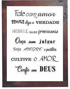 3093PG-037 Quadro Poster - Fale