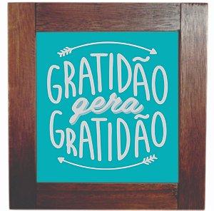 3094PP-003 Quadro Poster - Gratidão