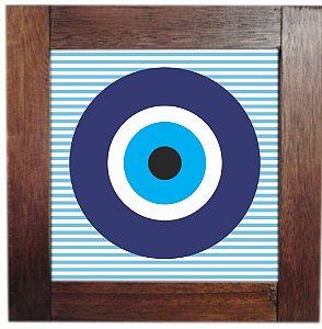 3094PP-012 Quadro Poster - Olho listra