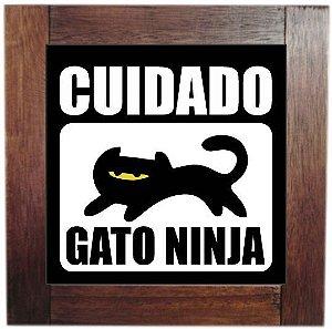 3094PP-016 Quadro Poster - Ninja
