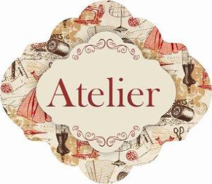 1739-002 Placa MDF - Atelier