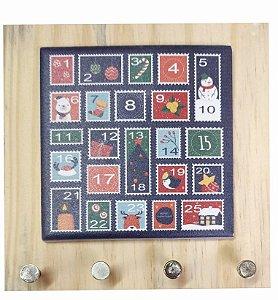 1602-006 Porta chaves Pinus - Calendário