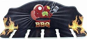 2219 Porta espeto - BBQ