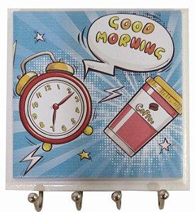 1470-035 Porta chaves Azulejo - Morning