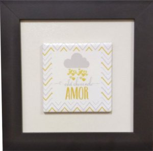 3001-024 Quadro de azulejo Decor - Amor