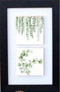 3002-009 Quadro de azulejo Decor - Folhagem