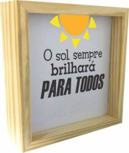 3066-012 Caixa Motivacional - Sol