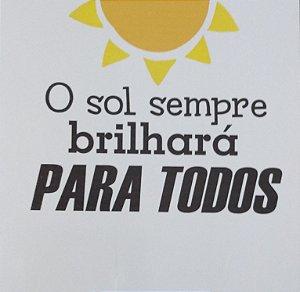 3066A-012 Placa motivacional - Sol