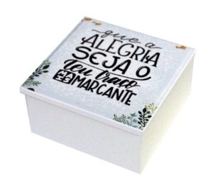6006-008 Caixa - Alegria