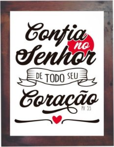 3093PG-063 Quadro Poster - Confia
