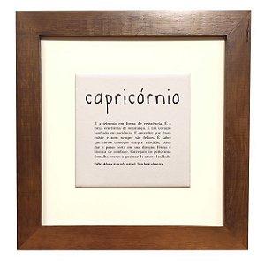 3001M-012 Quadro decor - Capricórnio