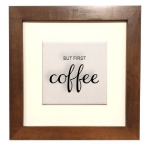 3001M-017 Quadro decor - Coffee