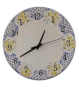 1700-036 Relógio Redondo - Azulejo Português