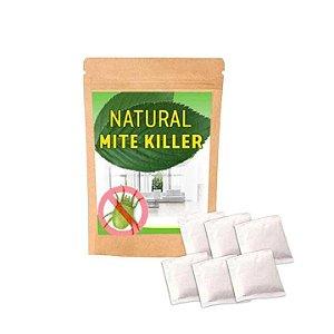 Almofada anti-ácaros (6 PCS)