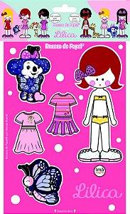 Boneca de Papel® veste Lilica® 06