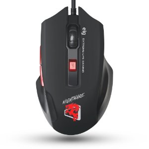 MOUSE GAMER NIGHT MARE 4000DPI