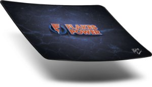 MOUSEPAD GAMER FLAKES POWER