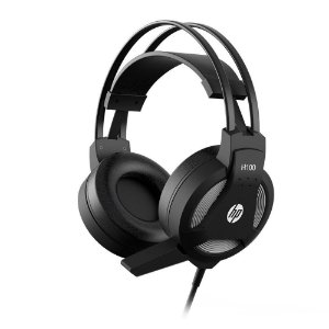 Headset Gamer P2 H100 Preto HP Gamer