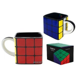 Caneca Cubo Rubiks 300 ml