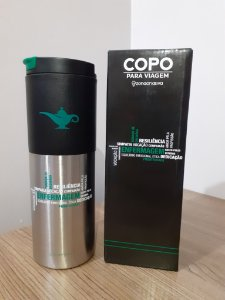 Copo Térmico Smart Enfermagem 500ml