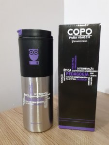 Copo Térmico Smart Pedagogia 500ml