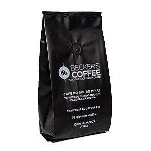 Café Becker's Coffee Superior em Grãos 250g