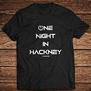 Camiseta One Night in Hackney - Rave ON