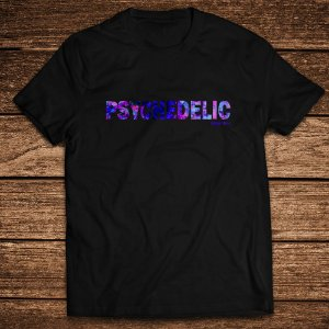 Camiseta Psychedelic - Rave ON