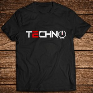 Camiseta Techno Interference - Rave ON