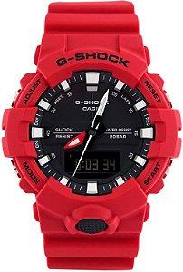 Relógio Casio G-Shock GA-800-4ADR