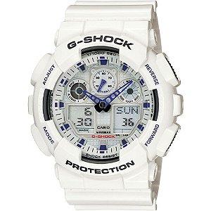 Relógio Casio G-Shock GA-100A-7ADR