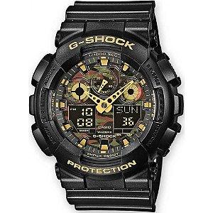 Relógio Casio G-Shock GA-100CF-1A9DR