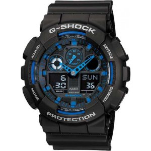 Relógio Casio G-Shock GA-100-1A2DR