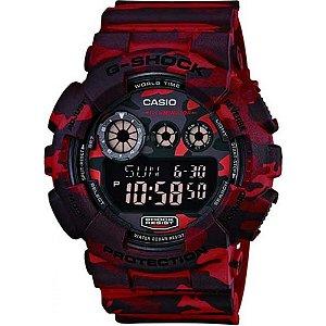 Relógio Casio G-Shock GA-120CM-4DR