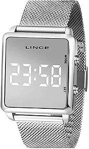 Relógio Lince Led MDM4619L BXSX