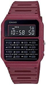 Relógio Casio Calculadora CA-53WF-4BDF