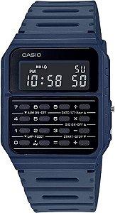 Relógio Casio Calculadora CA-53WF-2BDF
