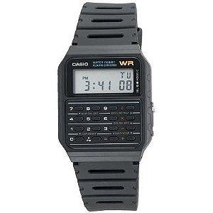 Relógio Casio Calculadora CA-53W-1Z