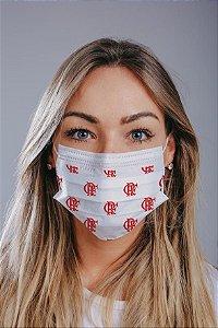 Máscara cirúrgica tripla c/ elástico cx c/ 30 und - Estampa 13