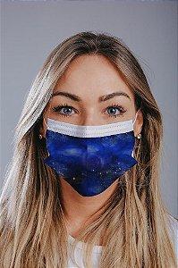 Máscara cirúrgica tripla c/ elástico cx c/ 30 und - Estampa 23