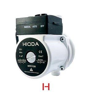 Mini Pressurizador HFP 120 Hioda - FERRO