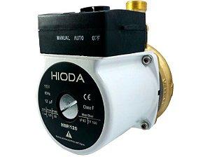 Mini Pressurizador HBP 120 Hioda - BRONZE
