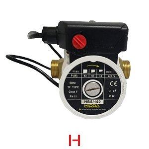 Circuladora de água HBS 100W - BRONZE 220V