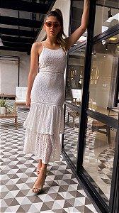 Vestido Zoe Off white