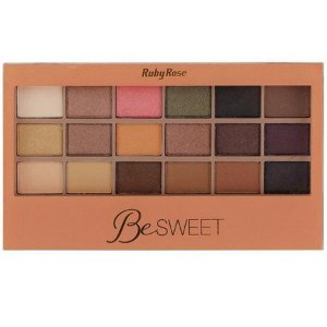 PALETA DE SOMBRAS BE SWEET RUBY ROSE